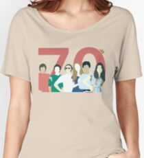 That 70s Show - Retro Look Women's Relaxed Fit T-Shirt