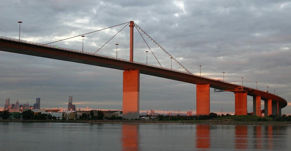 West Gate Bridge 2 by Dannii Cockerell