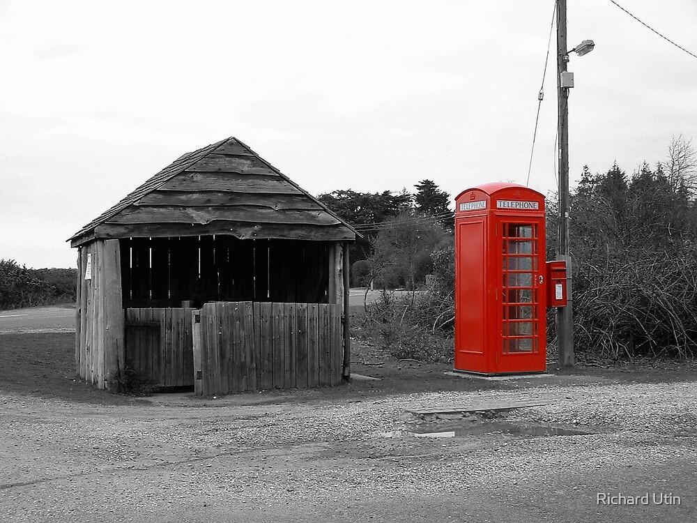 Red box by Richard Utin