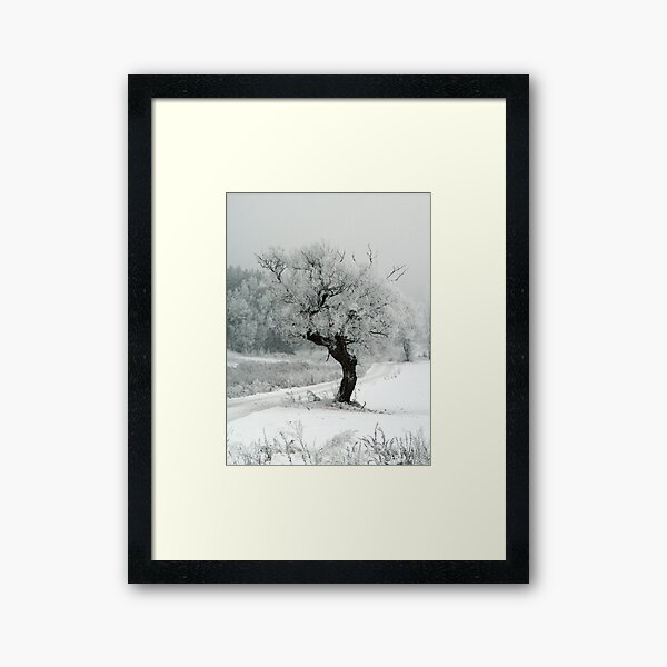One day Framed Art Print
