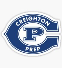 Creighton Prep Logo Sticker