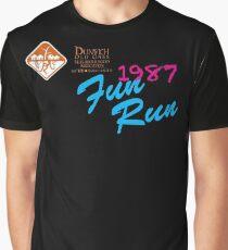Dunwich Neighbourhood Association Fun Run Graphic T-Shirt