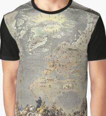 'Mer Libre. Le Tour du Monde en un Clin d'Oeil Graphic T-Shirt