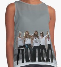 Girls Aloud Contrast Tank