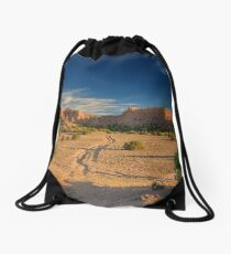 Chimayo Hills Drawstring Bag