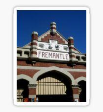 Fremantle Market Building Sticker