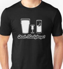 Oooh Ladyboys! Unisex T-Shirt