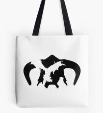 Elder Scrolls V Skyrim Dragonborn Tote Bag