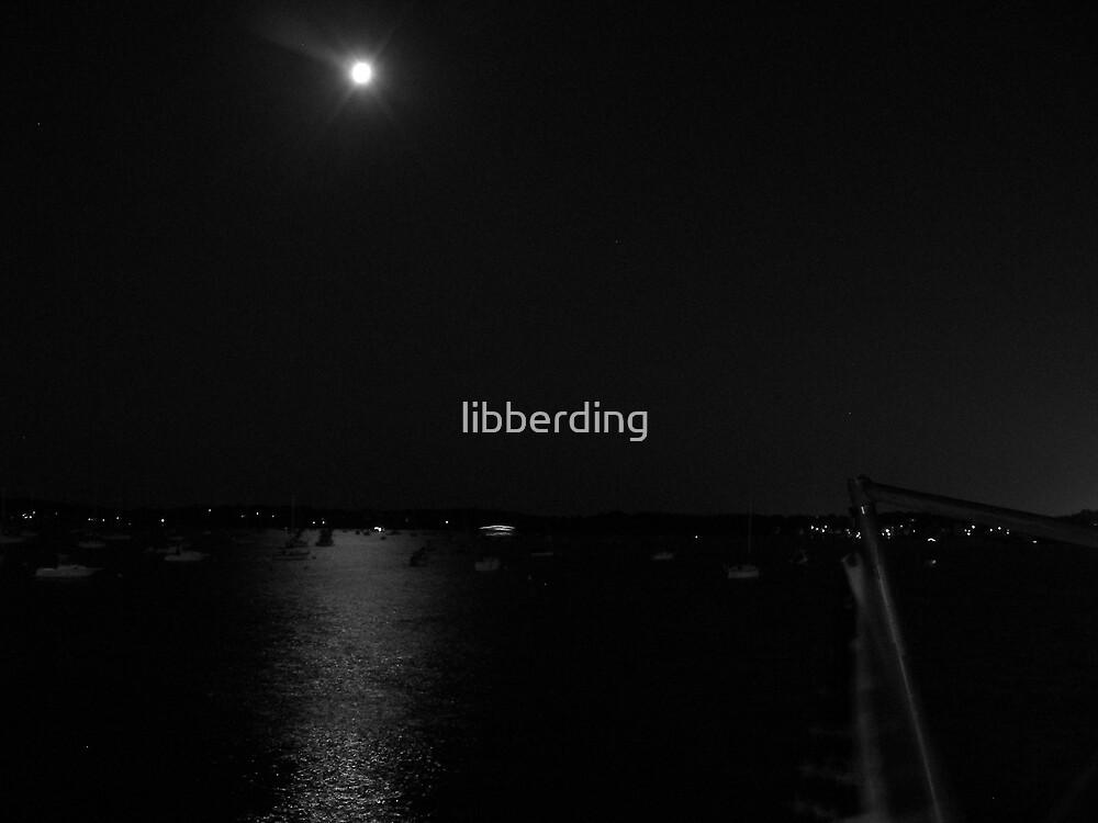 Salem Harbor by libberding