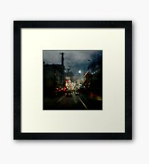 In Limbo Framed Print