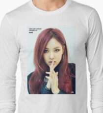 BlackPink Long Sleeve T-Shirt