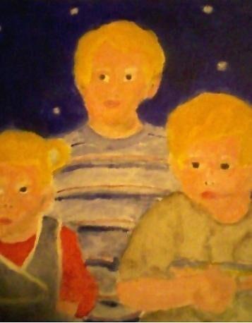 The kids. by Joslyn Lindahl