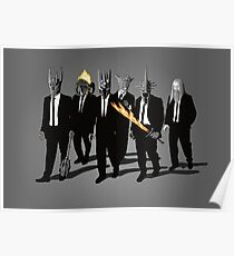 Reservoir Lords Poster
