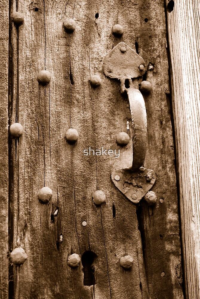 Lock by shakey