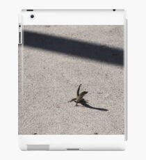 Solitary Reptile iPad Case/Skin