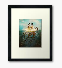 The Sirens Framed Print