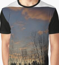 Early Winter Sunrise Graphic T-Shirt