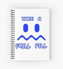 Take a Chill Pill Spiral Notebook