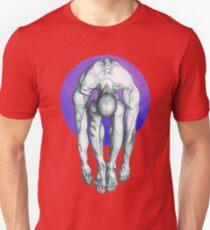 Dangle: Human Figure Dreamcatcher: Indigo T-Shirt