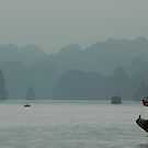 Ha Long Bay by greencardigan