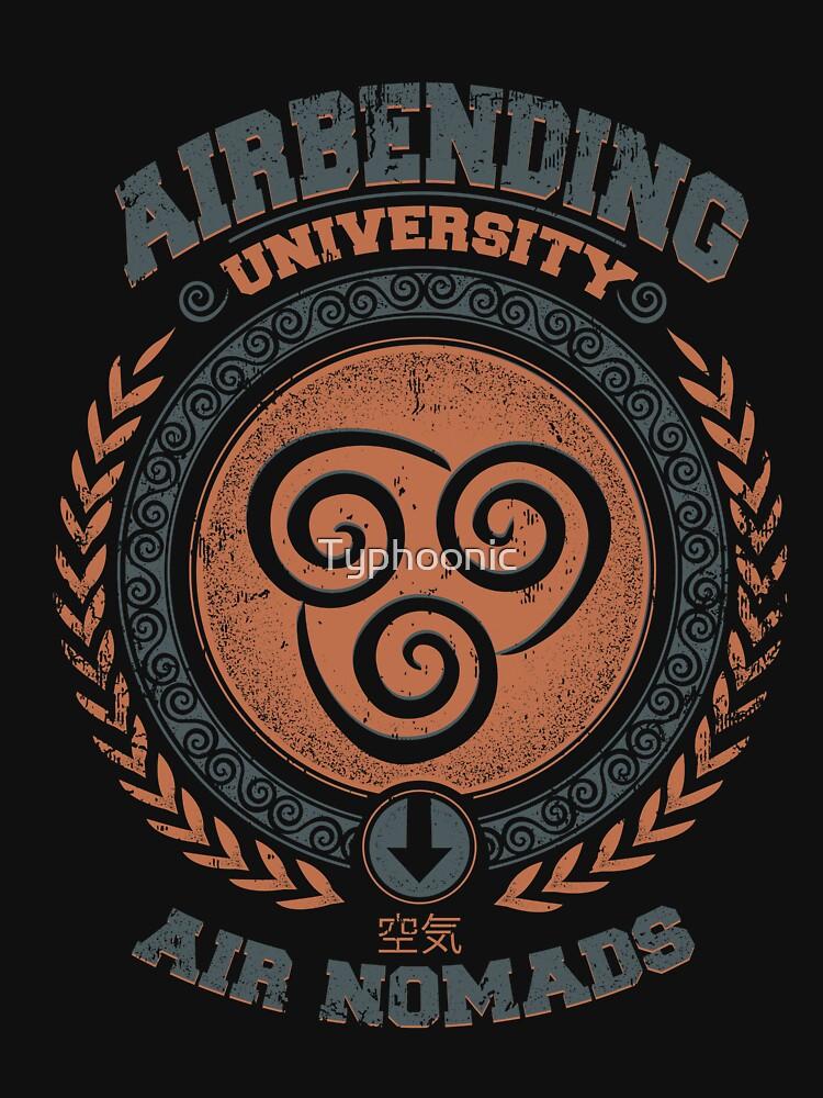 Airbending university | Unisex T-Shirt