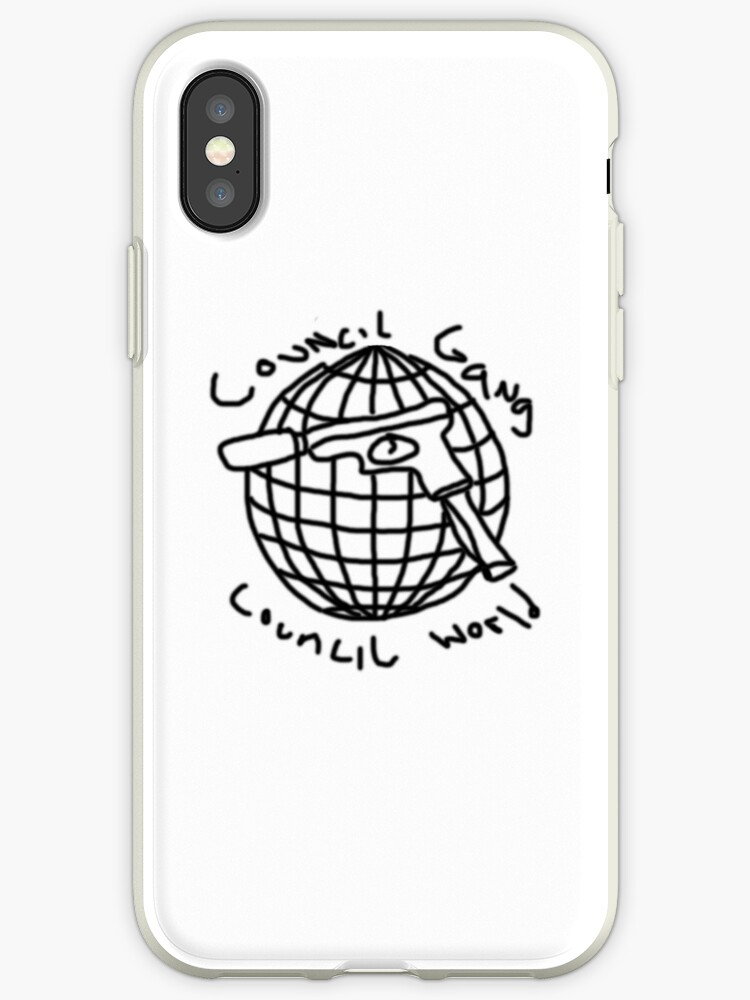 the latest 3cf74 69fc0 'DIVINE COUNCIL HANDDRAWN' iPhone Case by DCDV