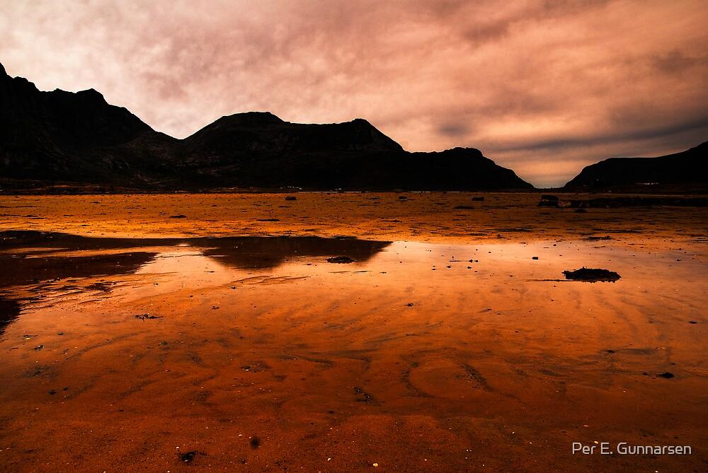 Sandy by Per E. Gunnarsen