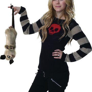 Avril Lavigne by zeratul