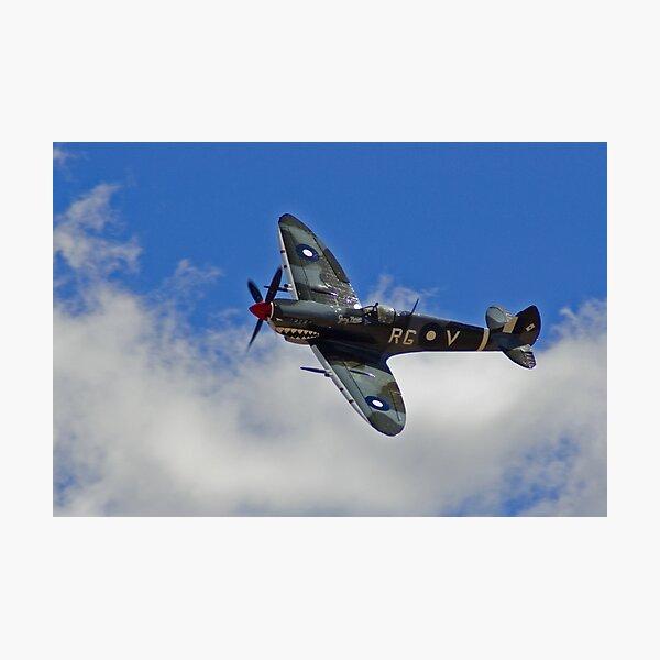 Supermarine Spitfire Mk VIII Photographic Print