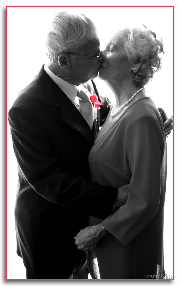 NEVER TOO OLD FOR LOVE by Tracy King