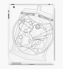 Time Travellers Against Tyranny iPad Case/Skin