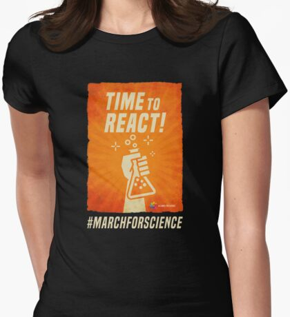 Alliance for Science- Time to React! T-Shirt