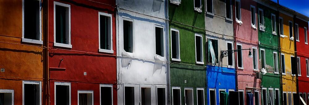 Burano - Italy 2006 by Joseph  Koprek