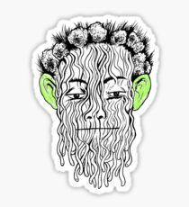 True Detective - Spaghetti Monster Sticker