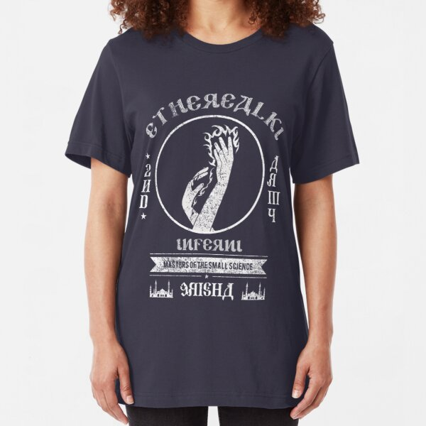INFERNI - 2nd Army Slim Fit T-Shirt
