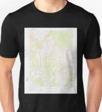 USGS TOPO Map Colorado CO Mc Coy 451362 1972 24000 T-Shirt