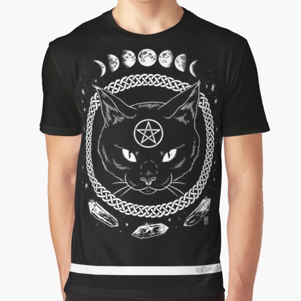 Witch - Wiccan Graphic T-Shirt