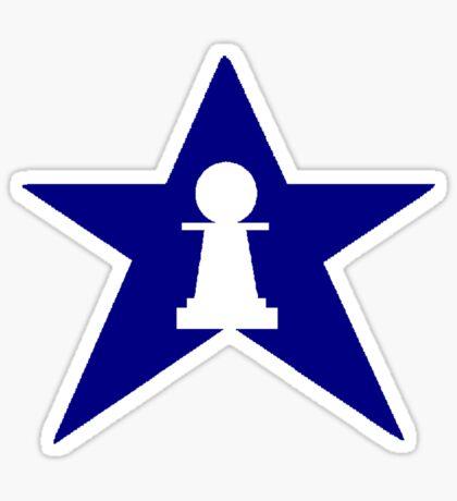 Pawn Star Sticker