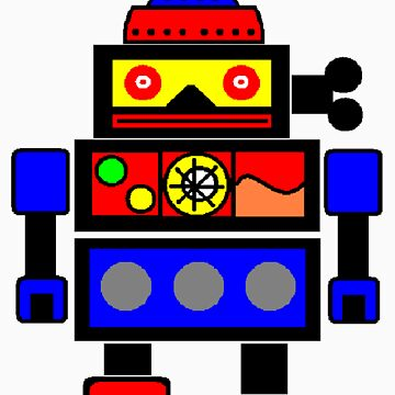 ROBO3 by rufflesal