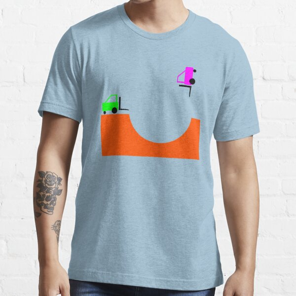 Forky Skate Bowl Essential T-Shirt