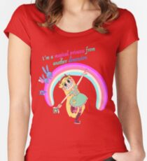 Star vs the forces of evil Women's Fitted Scoop T-Shirt