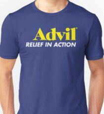 Advil - Relief in Action Unisex T-Shirt