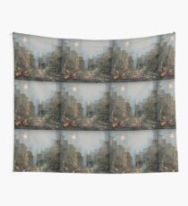 Golden Rush Wall Tapestry