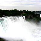 Niagara Falls by Christina Tang