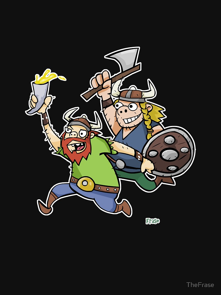 Vikings by TheFrase