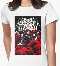 BABY METAL IX Womens Fitted T-Shirt