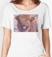 Scottish Highland Cattle - Scottish Highland Cattle Women's Relaxed Fit T-Shirt