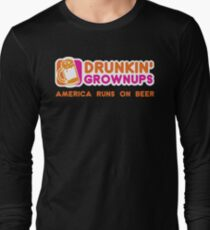 Drunkin Grownups (America Version) T-Shirt