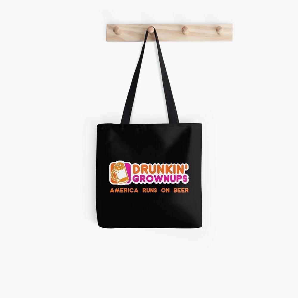 Drunkin Grownups (Amerika Version) Stofftasche