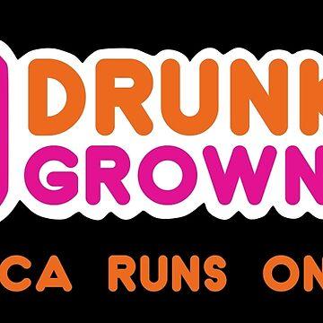 Drunkin Grownups (America Version) by fitoor
